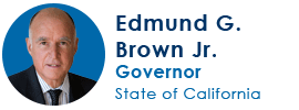 Edmund G. Brown Jr., Governor of the State of California