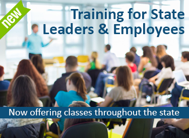 Training for State Leaders and Employees