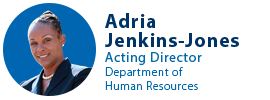 Image of CalHR Acting Director, Adria Jenkins-Jones