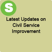 11:00 A.M. to 12:00 P.M., Latest Updates on Civil Service Improvement