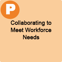 9:45 A.M. to 10:45 A.M., Collaborating to Meet Workforce Needs