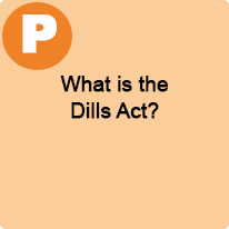 3:00 P.M. to 4:00 P.M., What is the Dills Act?