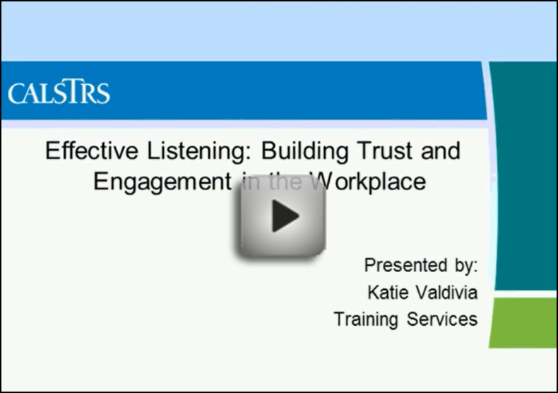 Effective listening skills in the workplace powerpoint