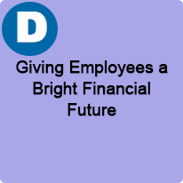11:00 A.M. to 12:00 P.M., Giving Employees a Bright Financial Future